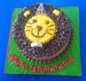 Birthday Cake.. nom nom nom...